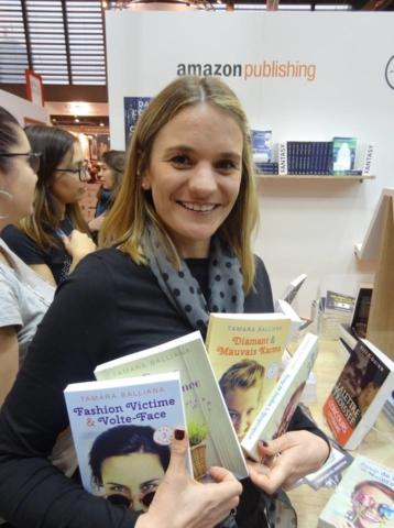Tamara Balliana et ses parutions chez Montlake Romance