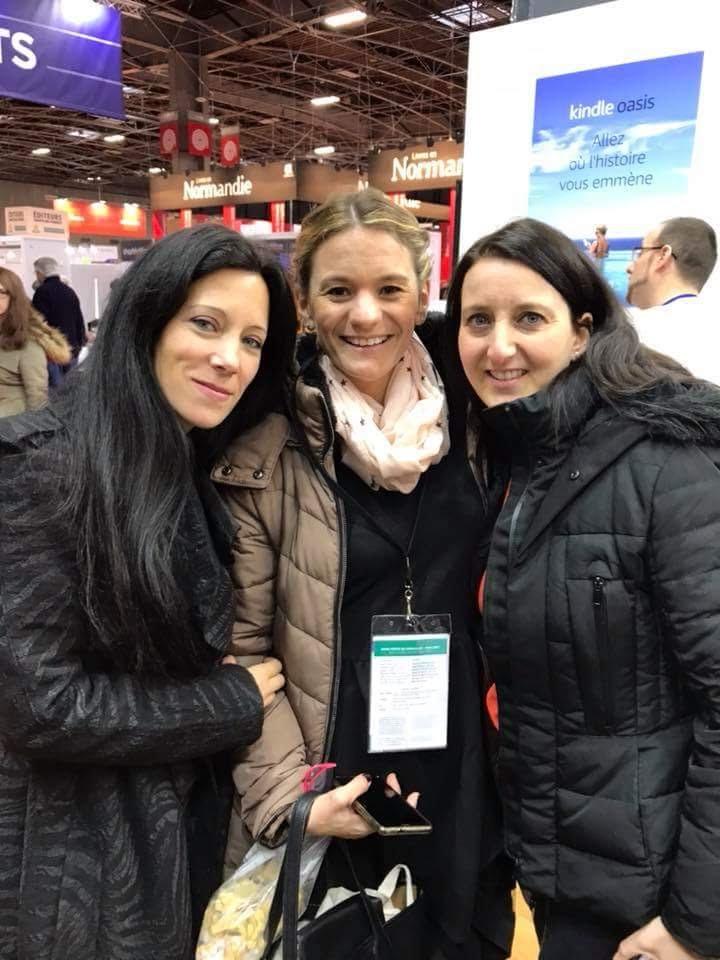 Gipsy palladini, Tamara Balliana et Sonia Dagotor