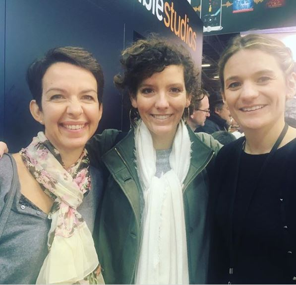 Avec Judicaëlle Bouget et Marion Olharan, auteures Montlake Romance